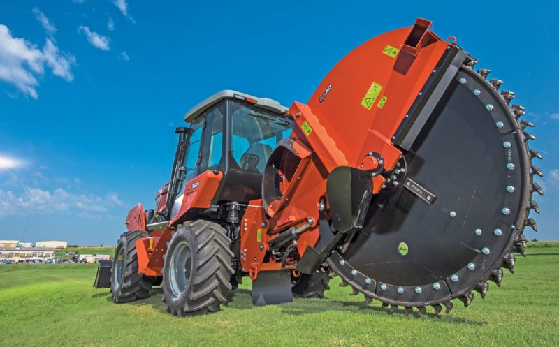 Ditch Witch RT125