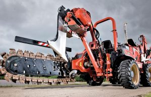 Trencher Implements: From Saws to Microtrenchers, Ride-on Trenchers Offer Some Cool Attachments