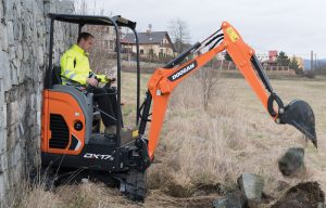 Here Are Four Electric Mini Excavators for Your Perusal