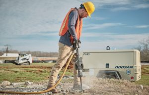 Tips for Operating a Tow-Behind Air Compressor and a Variety of Pneumatic Tools (Breaker, Paint System and Beyond)