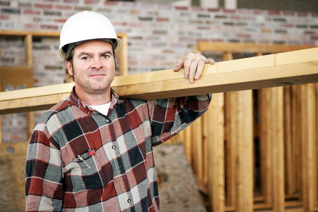 home construction contractor wood