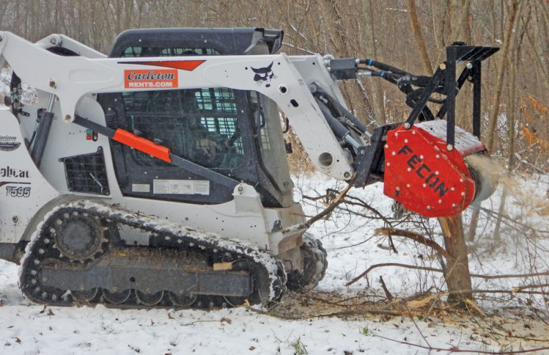 Fecon Standard-Flow Mulcher