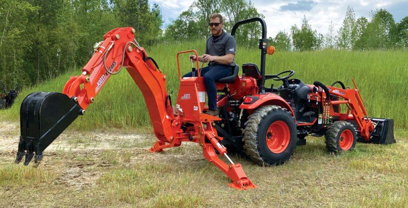 Kioti CX Series Tractors