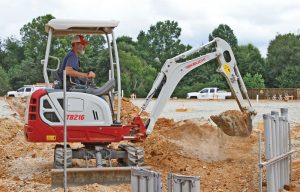 Dig Tips: Must-Know Trench and Load Techniques for  Compact Excavator  Operators