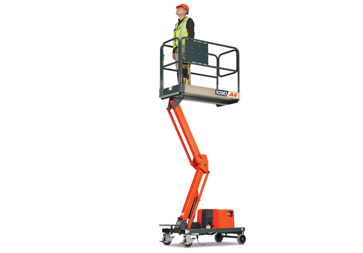 JLG's Low-Level Access 1030P