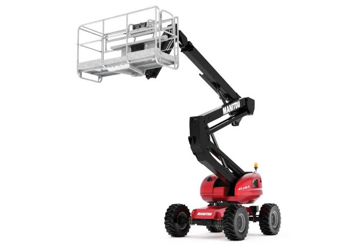 Manitou's ATJ 46+ Articulated Aerial