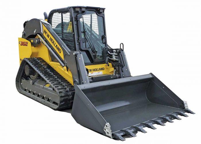 New Holland C362 track loader