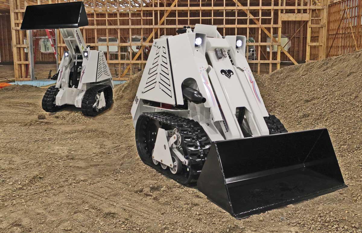 Ramrod tool carrier