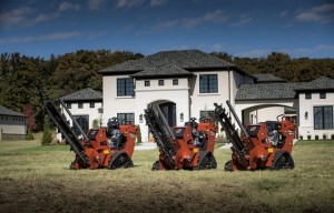 Ditch Witch Releases C- and CX-Series Walk-Behind Trenchers