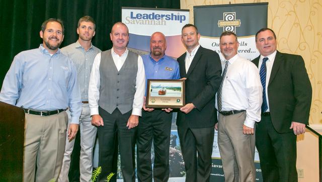 JCB environmental award