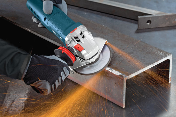 Pick the Right Angle Grinder and Cut Concrete and Metal Like a Pro
