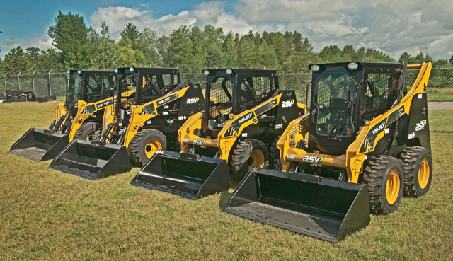 ASV Secures $2 Million Rental Customer Order for Compact Track Loaders