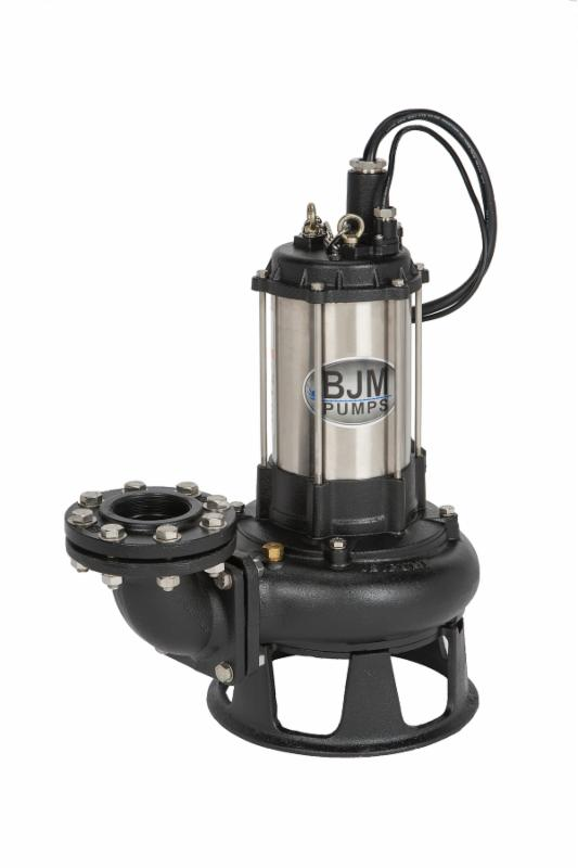 SKG Series Submersible Pumps Now Available with Trimmed Impellers
