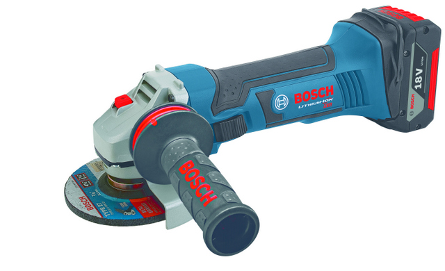 Bosch updates grinder lineup at World of Concrete