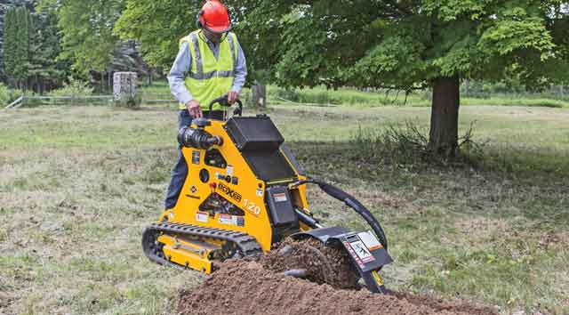 Boxer-120-ride-on-trencher