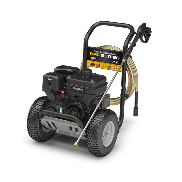 Briggs & Stratton Adds a New Pressure Washer to Its Pro Series