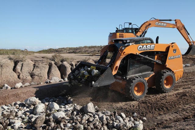 Case Partners for Operator Training and Erosion Abatement at Laguna Atascosa National Wildlife Refuge