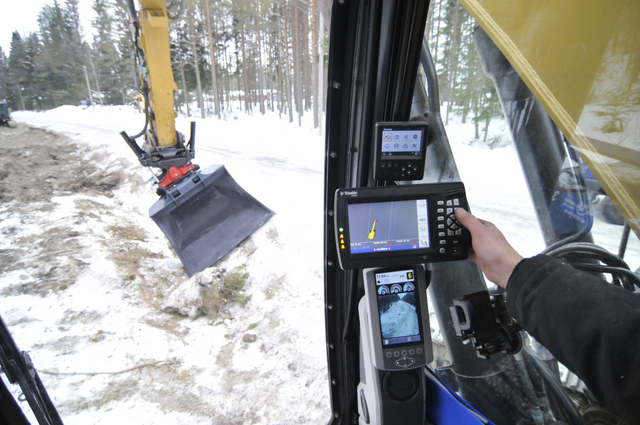 Trimble and Rototilt Launch Grade Control System Collab