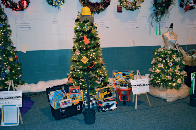 Editor's Message: Benjamin Media Participates in Akron Children's Hospital's Holiday Tree Festival