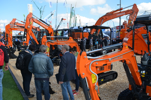 The Biggest Trade Show in the World —  Photo Blog Part 2 #bauma2016