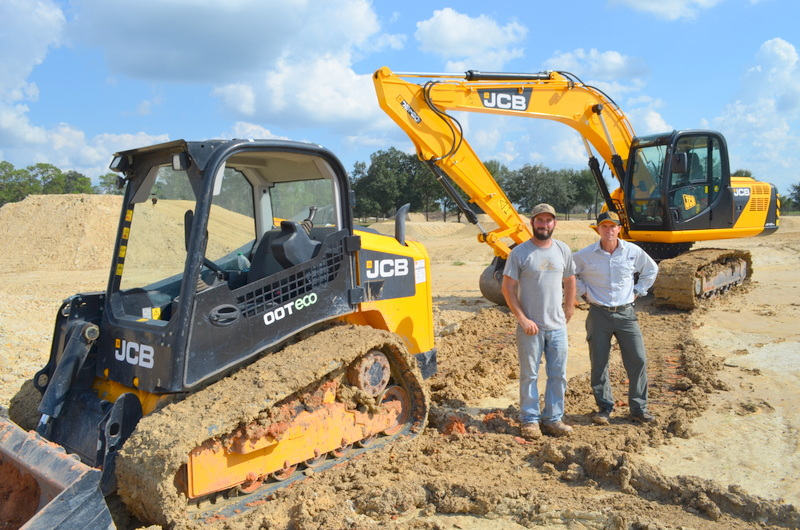 Visiting JCB at the Baker Factory Professional Motocross Training Facility (a Photo Blog)