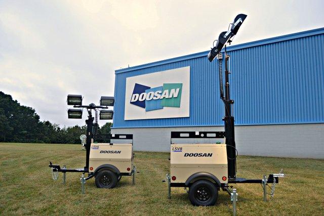 Doosan Portable Power Adds Tyler Equipment Corporation as Authorized Dealer