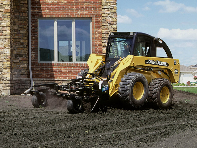 Top Five Skid Steer Attachments | Compact Equipment