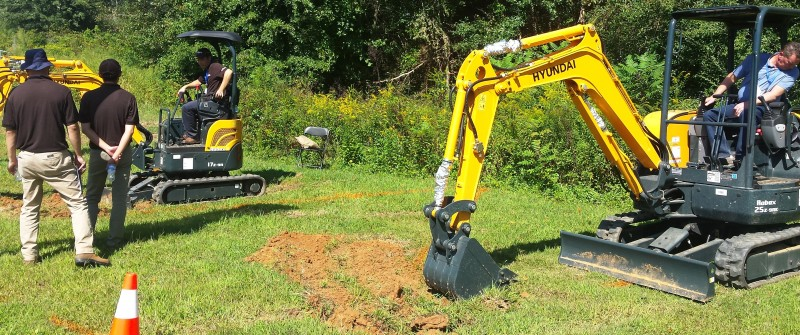 Hyundai R17Z R25Z 9A Excavators