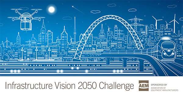 AEM Launches Infrastructure Vision 2050 Challenge to Address $3.6 Trillion Infrastructure Problem