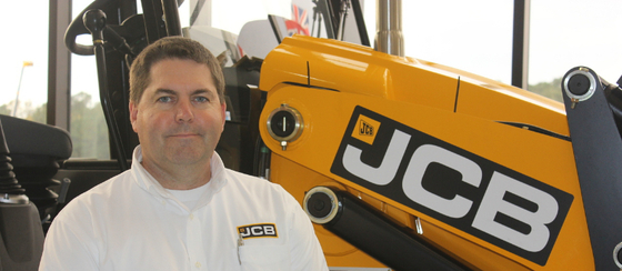 JCB North America Names Tim Witter as Vice President of Manufacturing