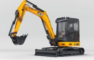 JCB Unveils Three New Models of Compact Excavators