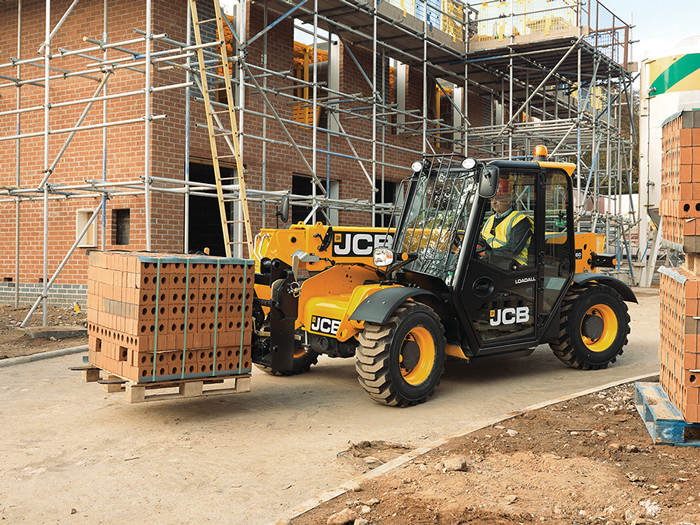 Talking Shop: Compact Telehandler Maintenance