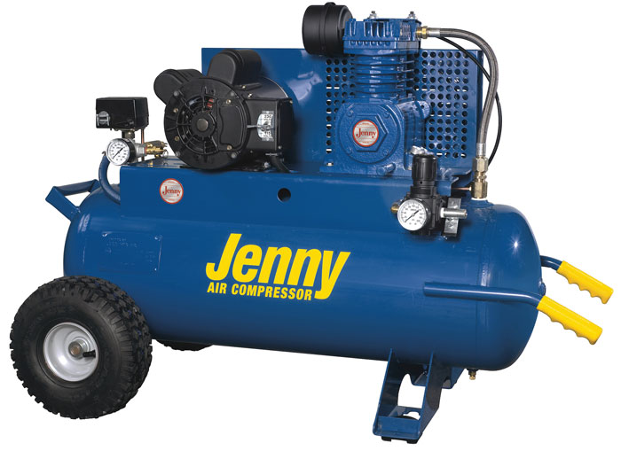 Jenny Products Electric Compressors Get Cool New Certifications