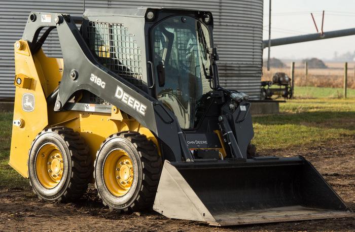 John Deere's new G-Series: Skid steers, track loader driven by customer feedback