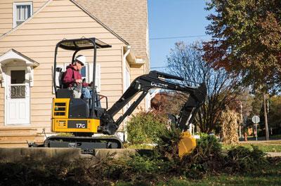 John-Deere-excavator