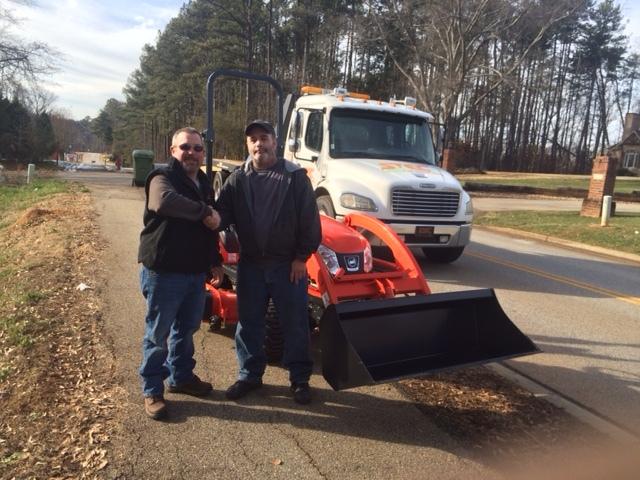 Kioti Tractor Announces ACC QB Challenge Kioti Tractor Giveaway Winner