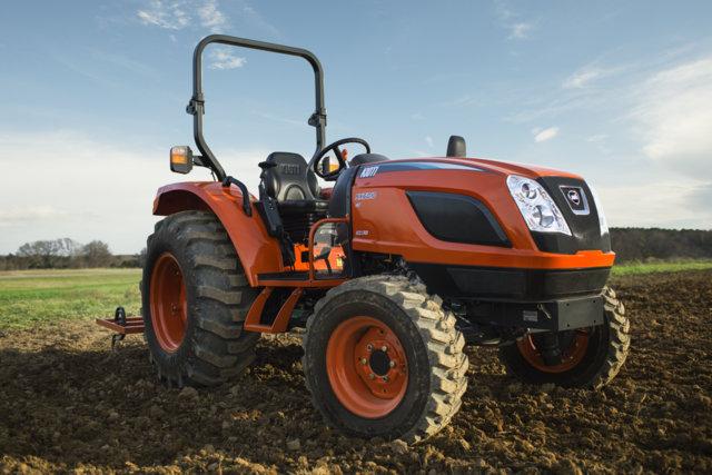 Kioti tractor luxury