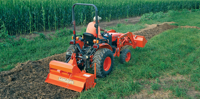 The Top Compact Tractor Implements (From Mowers to Rotary Tillers)