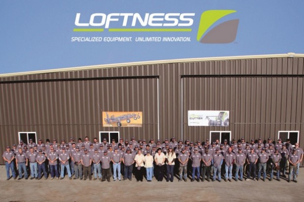 Loftness Marks 60 Years of Manufacturing Success