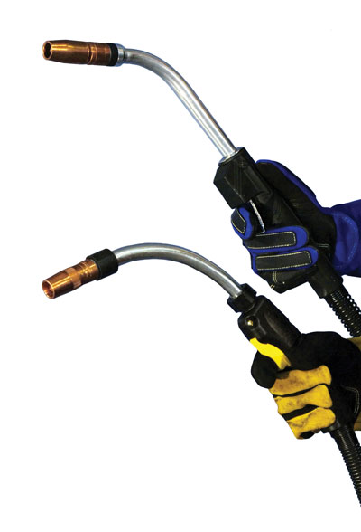 Proper selection, handling, and use of welding consumables and accessories can be helpful when it comes to getting the most out of a MIG gun, as can proper gun maintenance.