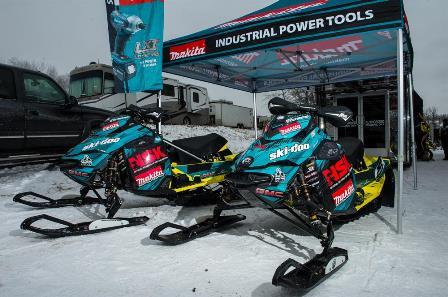 Makita Industrial Power Tools Ski-Doo