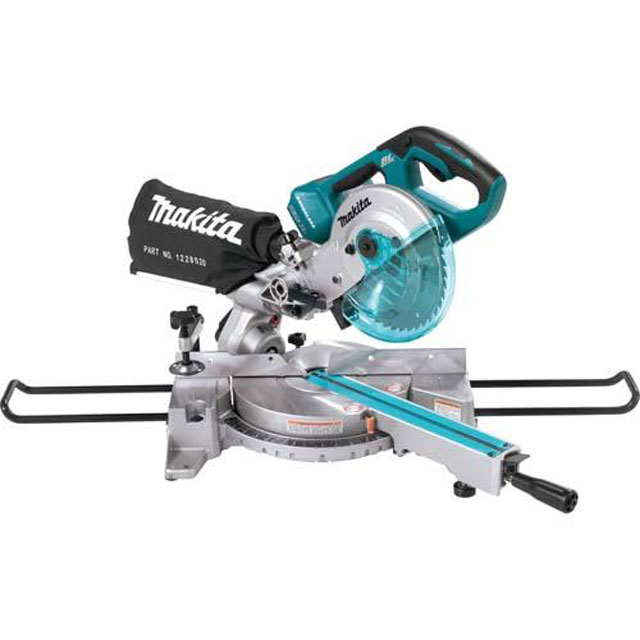 New Makita Cordless Miter Saw Meets and Exceeds Corded Demands