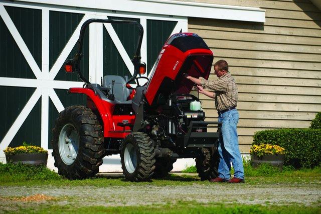 Massey Ferguson maintenance winterizing tips 1