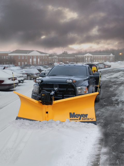 Meyer Cold Cash Snow Plow