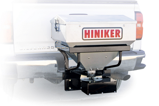 Hiniker's New Stainless Steel Tailgate Spreaders