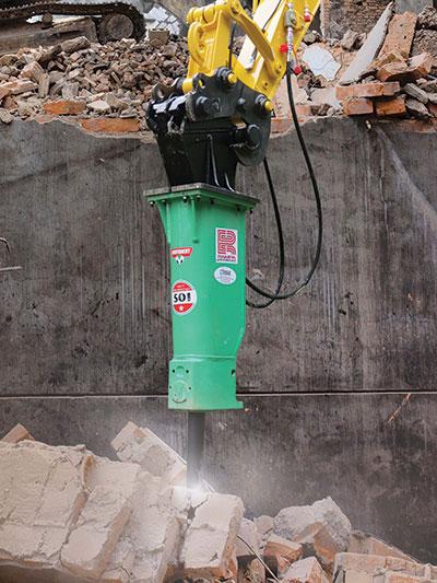 Montabert-501-NG-Hydraulic-Breaker