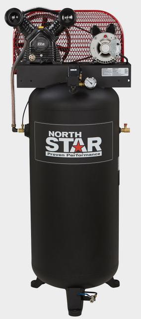 NTE-NorthStar Electric Air Compressor-3HP-47500
