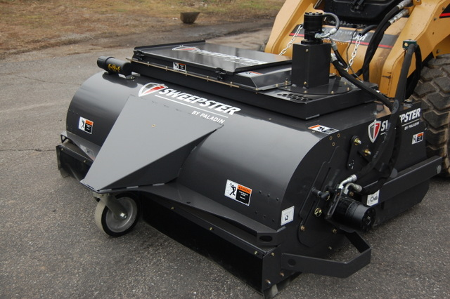 Attachment of the Month: Waterless Dust Abatement Broom