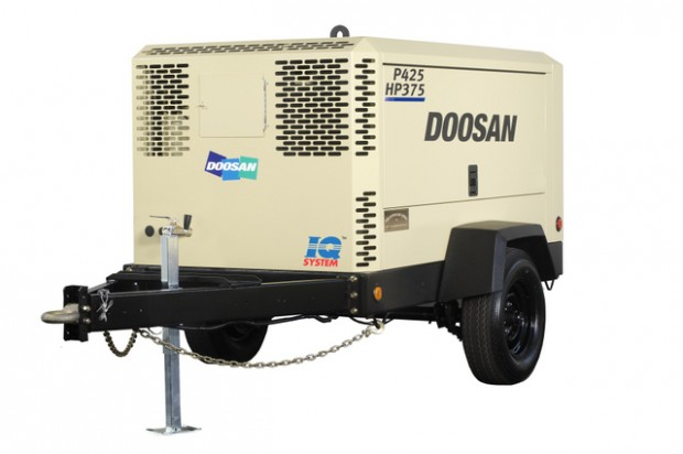 Doosan Portable Power Adds to Dual Pressure/Dual Flow Air Compressor Lineup