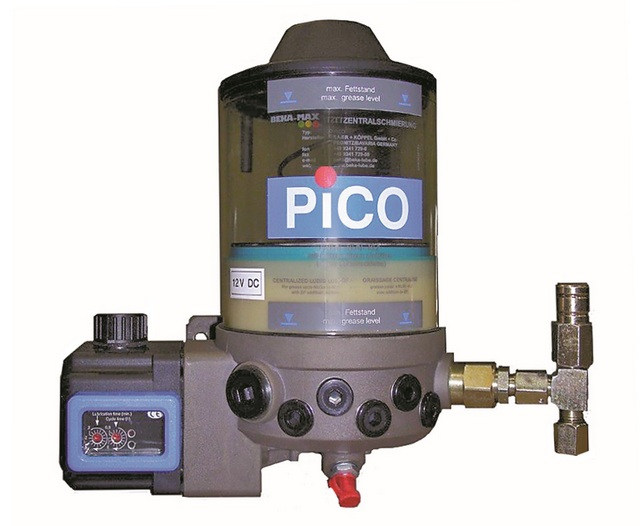 Check Out Beka Max Of America S Cool Compact Pump Design